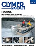 HONDA OUTBOARD SHOP MANUAL 2-130 (Clymer Manuals)