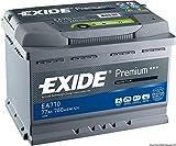 Exide Premium Carbon Boost EA770 77Ah Autobatterie (Neuestes Modell 2014/15, Preis inkl. EUR 7,50 Pfand)