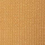 Xingshuoonline Sonnenschutzrollo Außenrollo 140 x 140 cm Beige Sonnenschutz
