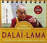 ALMANIAK PENSEES ET MEDITATIONS DU DALAI-LAMA de Louis Perrot ( 8 octobre 2014 )