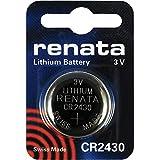 CR2430 Pila de Botón / Litio 3V / para Los Relojes, Linternas, Llaves del Coche, Calculadoras, Cámaras, etc / iCHOOSE