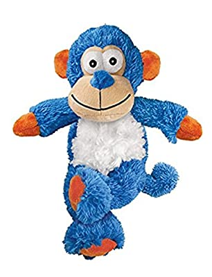 KONG Cross Knots Monkey Dog Toy, Small/Medium