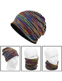 Xcellent Global Cache nez, tour de cou, bonnet, écharpe de cou, tricot d2b1e0405fb