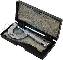 Micrometer Screw Gauge 25mm With Box JLab