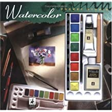 Watercolor Pocket Studio (Pocket Studios)