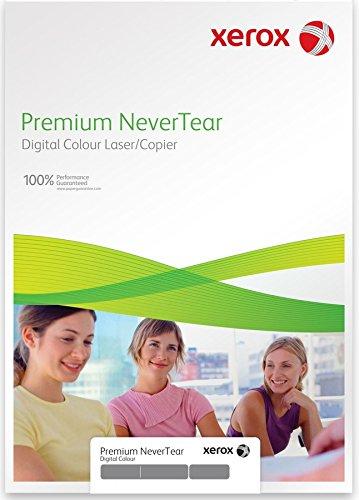 Xerox 003R98057 - Premium Never Tear Synthetic, smooth, Polyester, A3, 125g/m², 100 Blatt
