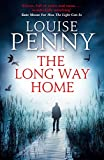 Front cover for the book The Long Way Home by Louise Penny