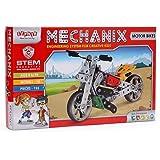 Mechanix Motorbikes , 155 Pieces