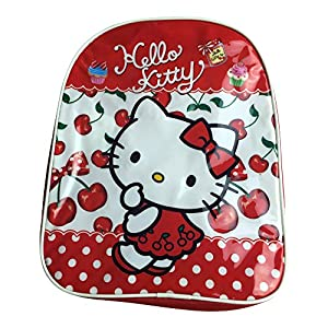 Hello Kitty 2018 Mochila Infantil, 28 cm, Multicolor