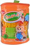 Shree presents sree blocks 56 toy for kids. It is suitable for boys as well as girls. It is of multi in colour made of plastic material. Minimum recommended age is 3 years. Gift this toy to your kid to make him or her happy.