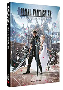 Final Fantasy XV - Official Works Edition simple One-shot