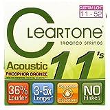 Cleartone A-Git.Saiten,11-52,CT7411 Custom Light, EMP Strings