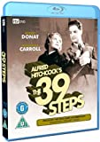 Les 39 Marches / The 39 Steps (1935) ( The Thirty-Nine Steps ) ( The Thirty Nine Steps ) [ Origine UK, Sans Langue Francaise ] (Blu-Ray)