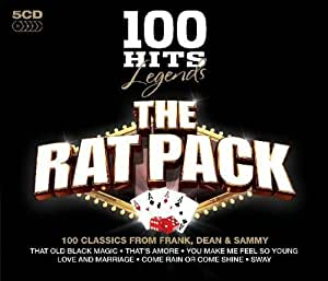 100 Hits Legends -The Rat Pack