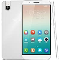 Huawei Honor 7i / ATH-AL00 5.2 inch EMUI 3.1 Smart Phone, Qualcomm Snapdragon 616 Octa Core 1.5GHz+1.2GHz, ROM: 32GB, RAM: 3GB, Support GPS, GSM & WCDMA & FDD-LTE(White)