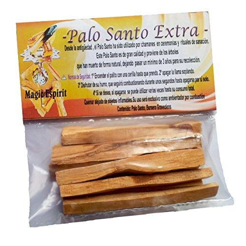 Magic Espirit Palo Santo palitos Incienso Peruano