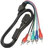 Fujifilm 15853268 Komponenten-Kabel HDC-1 für FinePix F200EXR