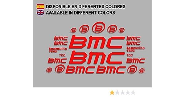 Ecoshirt RA-JMIF-E8HJ Adesivi GT Bikes F121 Vinile Adesivi Decal Aufkleber Rosso MTB Stickers Bike