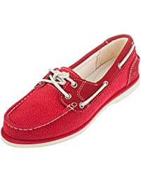 Timberland , Chaussures bateau pour femme vierge