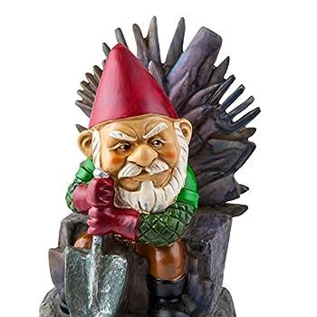 Bigmouth Inc Game Of Gnomes Statue 1