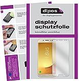 Samsung Galaxy J5 2017 Schutzfolie - 2x dipos Displayschutzfolie Folie klar