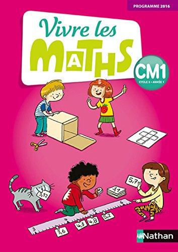 Vivre les Maths CM1 par Jacqueline Jardy