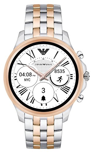 Emporio Armani Reloj Hombre de Digital con Correa en Acero Inoxidable ART5001