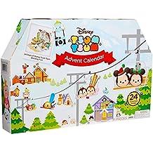 Disney TSUM TSUM Calendario dell'avvento - 31 pezzi Multi