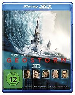 Geostorm [3D Blu-ray]
