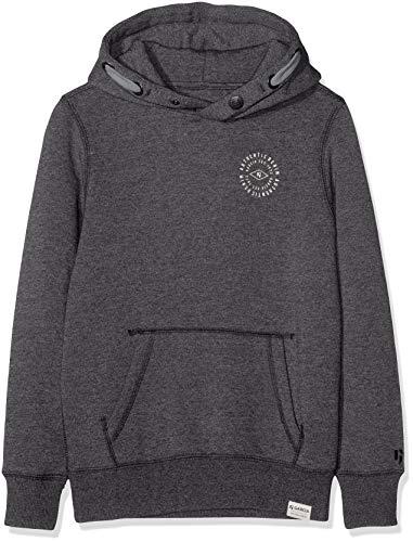 Garcia Kids Jungen GS930701 Sweatshirt, Schwarz (Off Black 1755), 152 (Herstellergröße: 152/158)
