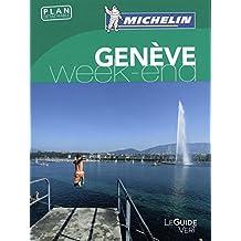 Guide Vert Week-End Genève Michelin