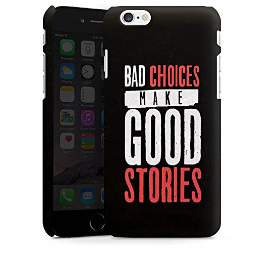 Apple iPhone X Silikon Hülle Case Schutzhülle Sprüche Humor Statement Premium Case matt
