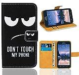 FoneExpert® Samsung Galaxy S6 Active Handy Tasche, Wallet Case Flip Cover Hüllen Etui Ledertasche Lederhülle Premium Schutzhülle für Samsung Galaxy S6 Active