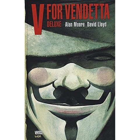 V for vendetta deluxe (DC Deluxe)