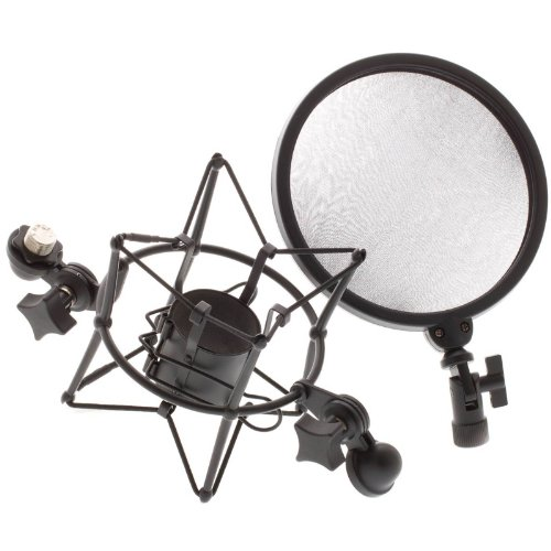 ld-systems-dsm-400-microphone-shock-mount-with-pop-killer