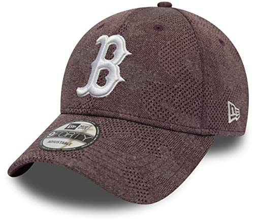 New Era Engineered Plus Team Baseball Cap (Boston Red Sox - Maroon)