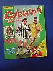 Idea Regalo - ALBUM FIGURINE PANINI CALCIATORI 1993 - 94 COMPLETO OTTIMO
