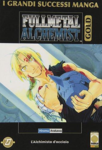 FullMetal Alchemist Gold deluxe: 27