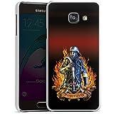 Samsung Galaxy A3 (2016) Housse Étui Protection Coque Pompier Pompier Pompiers