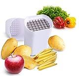 Pommes-Frites-Schneider Kartoffel Gemüse-Chopper Best für Pommes Frites & Apple Scheiben Kartoffel Chips Waffle Maker