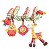 Die besten Verkäufer Kinder Spielzeug - ★ Heiße Verkäufer ★ Labebe Activity Spiral, Rot Bewertungen
