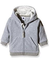 Petit Bateau - Sweat-shirt - Uni - À capuche - Manches longues - Bébé Garçon