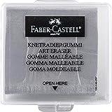 Faber-Castell Art Eraser kneedgum in kunststof doos grijs