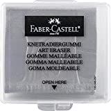Faber-Castell 127220 - Knetradiergummi Art Eraser, grau