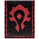 Cartera de Blizzard World of Warcraft Por la horda Rojo
