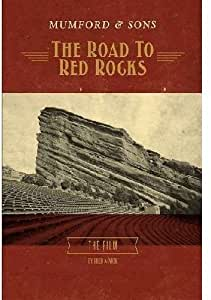 Mumford Amp Sons The Road To Red Rocks Blu Ray Amazon