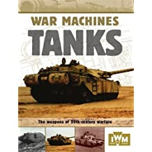 Tanks (War Machines) by Simon Adams (2012-04-12)