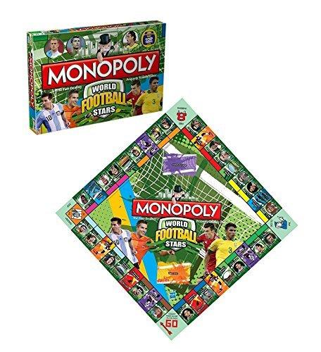 Monopoly World Fußball-Stars