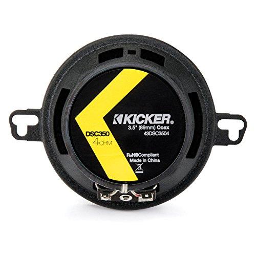S DSC350 (DSC3504) (6x4 Lautsprecher Kicker)