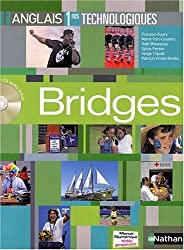 Bridges Anglais 1res Séries technologiques (1CD audio)
